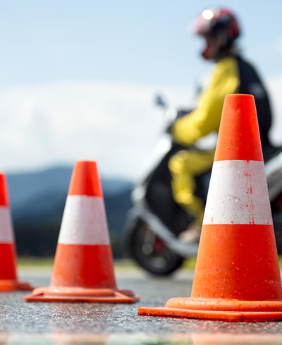 GLS Motorcycle Licence Assessment